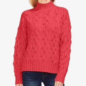 NWOT Vince Camuto long sleeve turtle neck sweater